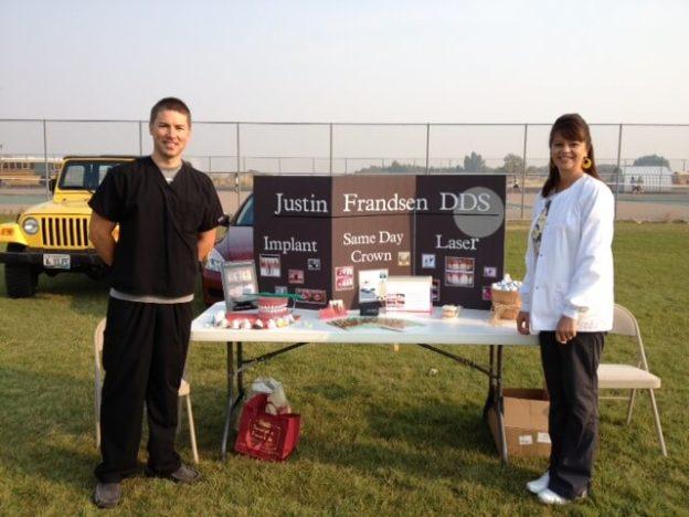 Dr Frandsen Idaho Falls dentist