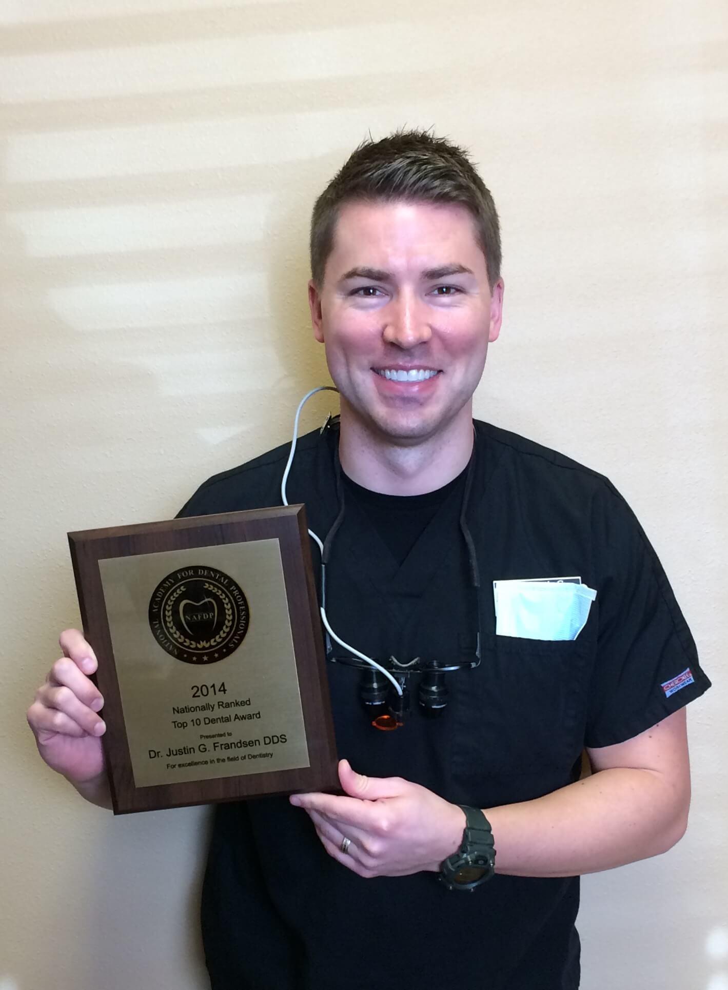 Idaho Falls Dentist - Dr. Frandsen